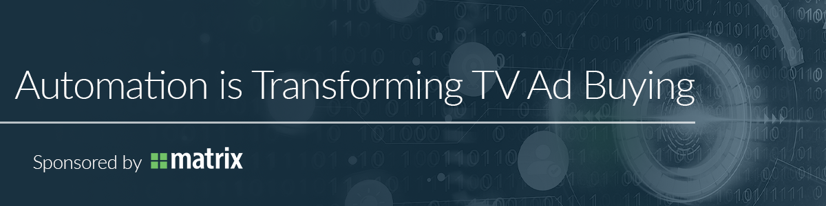 Automation is Transforming TV Ad Buying 1200
