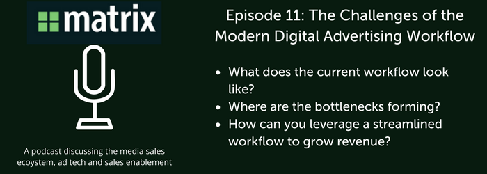 Modern Digital Advertising Workflow