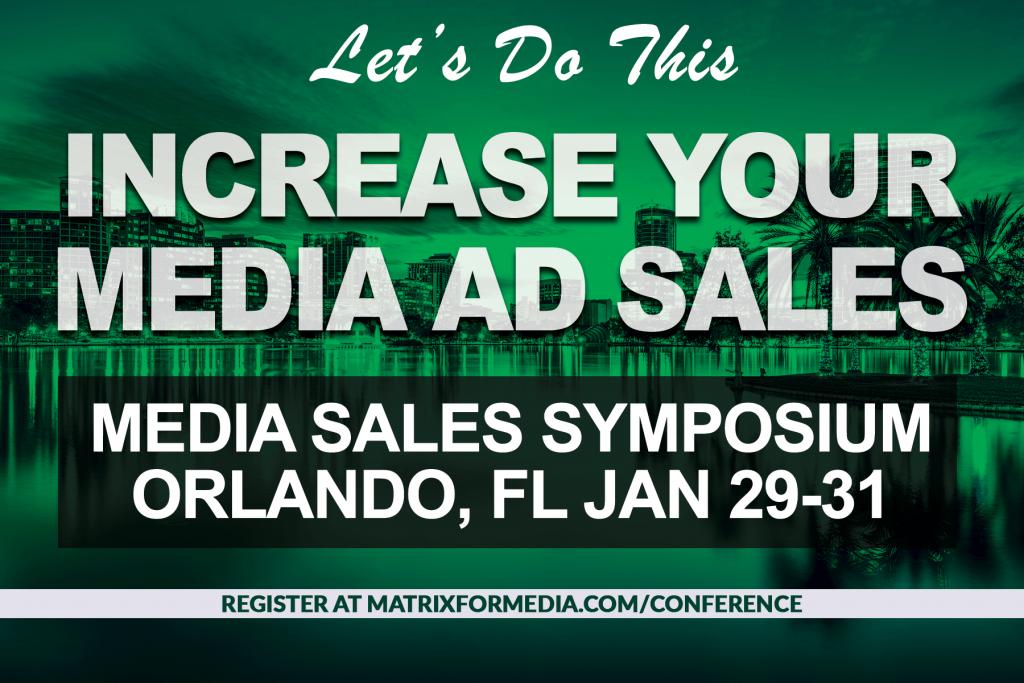 Increase Media Ad Sales