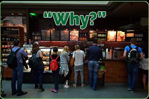 Starbucks-Why