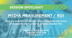 Media Measurement - ROI