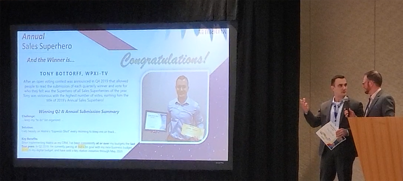 SSS Annual Winner- image from video