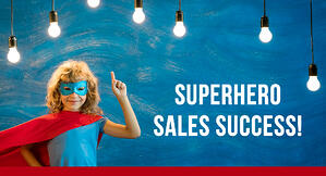Superhero Sales Success General Image